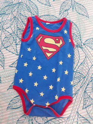 977c0344e superman onesie | Babies & Kids | Carousell Philippines