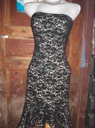 Dress cantik bebe