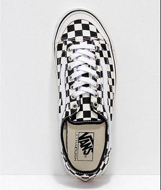 🚚 Vans Checkerboard Shoes