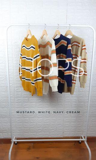 Sweater Rajut Sharon Salur