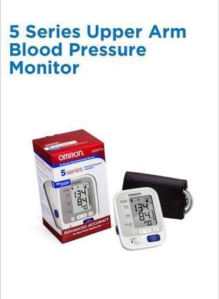 Omron Series 5 Blood Pressure Monitor