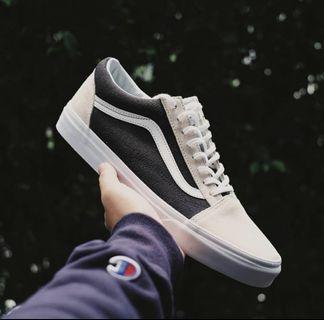 [Brand New] Vans 2-Tone Old Skool