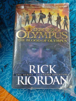🚚 Heroes Of Olympus