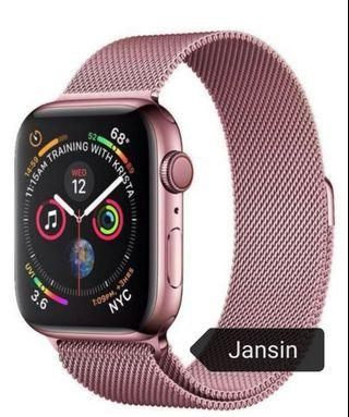 Replacement strap for Apple Iwatch / Apple Watch instock
