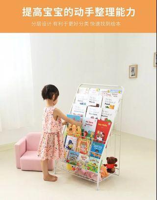 (包運費到你家)Bookshelf best for baby