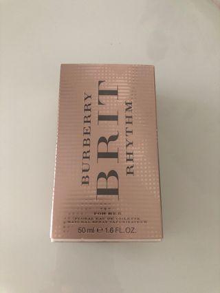 NEW Burberry Brit Rhythm 50ml