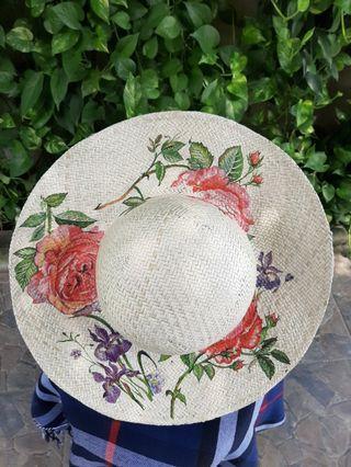 Topi Kebun