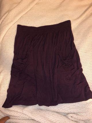 Talulah High Waist Lounge Skirt #listaritzia