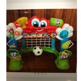 Learning Toy Music / Talking Football Goal