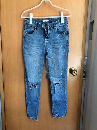 H&M Asian fit 牛仔褲 size 36