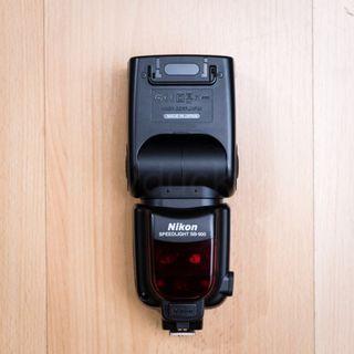 Nikon SB-900 AF Speedlight Flash