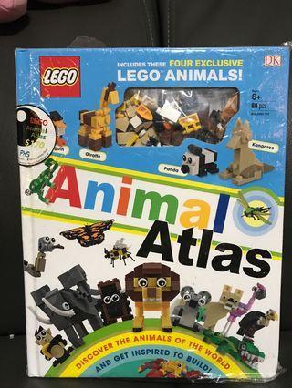 LEGO Animal 雜誌