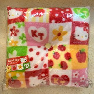 Sanio Hello Kitty KT Cushion 凱蒂貓 咕臣 攬枕 包順豐