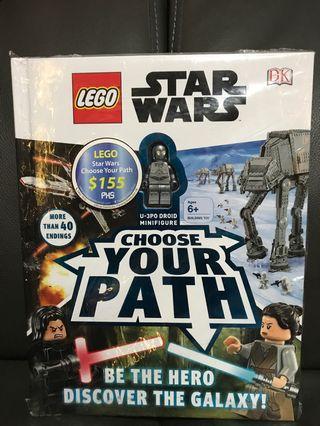 Lego Star Wars星戰雜誌