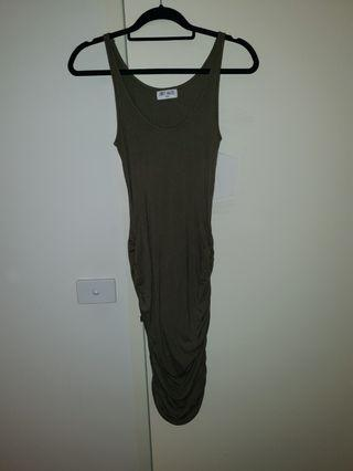LOST MUSE tight fitted dress