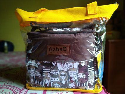 Gabag Cooler Bag people new