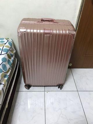 29吋粉色行李廂
