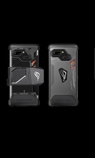 ASUS/玩家國度/ROG Phone 遊戲手机殼配件组