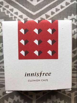 Innisfree Cushion Case + foundation