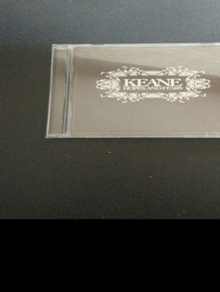 Keane albums