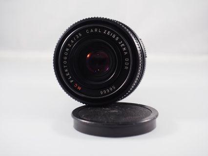 Carl Zeiss Jena Flektogon 35mm f2.4 (M42 mount)