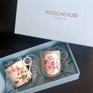 🚚 全新 WEDGWOOD 英國午茶杯組