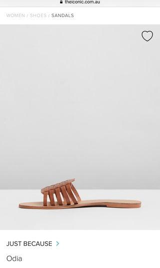 Just Because Odia Sandals