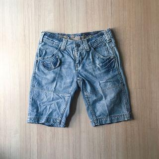 Padini Authentics Rugged Denim Shorts