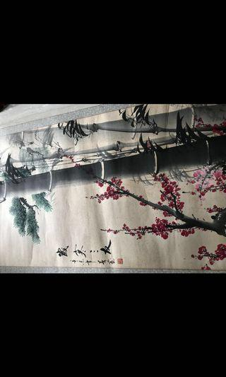 Antique vintage collectibles Antiques Porcelain collection Everything Else Others Tops Women's bags Arts & Prints Tables & Chairs Old objects, second-hand objects瓷器收藏字画书法Chinese painting calligraphy