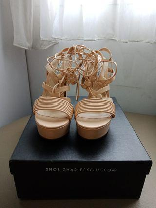 Charles and Keith High Heels 10 cm