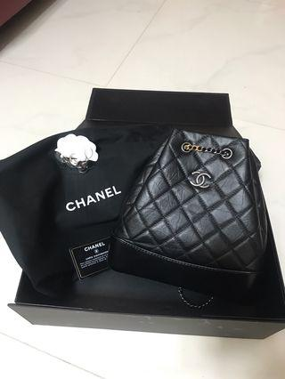 客訂實拍Chanel Gabrielle backpack❤️