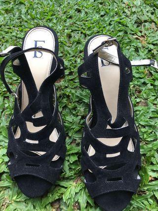 #BAPAU Black Heels