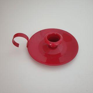 🚚 金屬紅燭臺