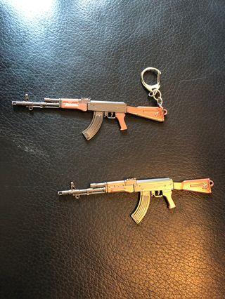 Plug 槍型鎖匙扣