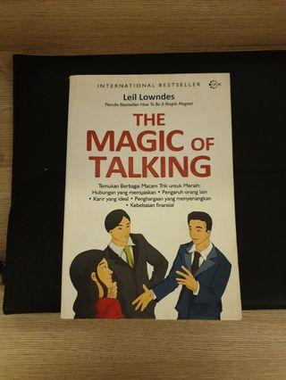 The magic of talking