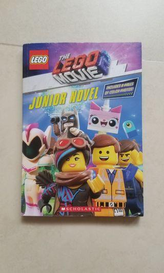 Lego Junior Novel The Lego movie
