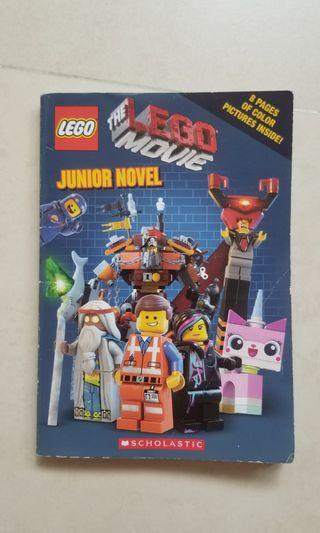 Lego movie Junior Novel 故事書