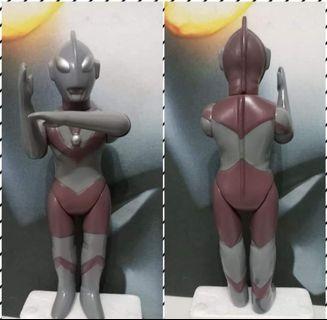 Ultraman  咸旦超人吉田十字手 鹹蛋超人 大膠  Popy
