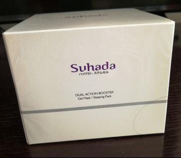 Suhada gel mask/sleeping pack