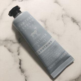 Crabtree & Evelyn - Goatmilk & Oat Soothing Hand Therapy
