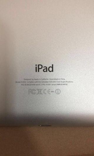 iPad 4th generation [used]