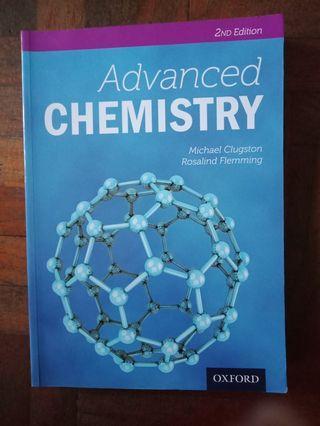 Advanced Chemistry Textbook