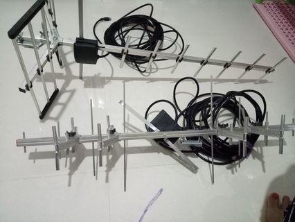 Antena TV luar