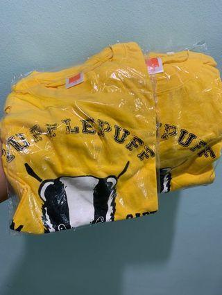 Harry Potter Hufflepuff T-Shirts 2pcs left