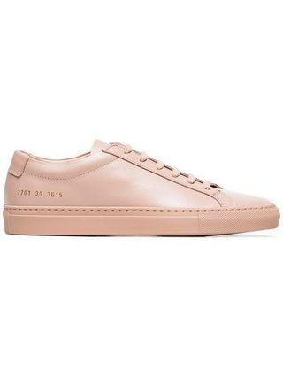 🚚 Common Projects Dusty Pink Sneakers