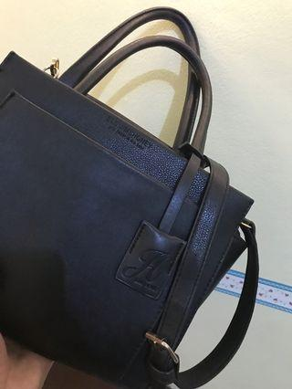 Jimshoney Bag Black