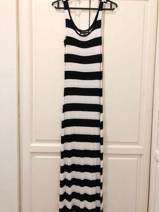 COTTON ON Stripes Maxi Dress