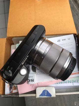 Kamera Mirrorless Sony Nex F3