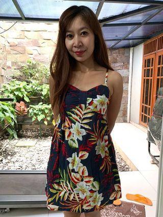 Mini Dress Flower (Premium Quality)