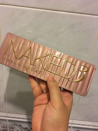 PRICE REDUCED! Urban Decay Naked 3 Palette